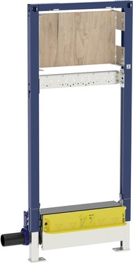Инсталляция для душевой системы 130 см, с водоотводом в стене, для встраиваемого в стену смесителя Geberit Duofix 111.580.00.1