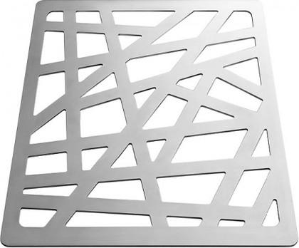 Многофункциональная решетка нержавеющая сталь 359х300мм Blanco 225353