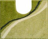 Коврик для туалета Grund Luca, 50x60см, полиакрил, зелёный b3742-006001226