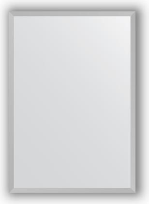 Зеркало в багетной раме 46x66см хром 18мм Evoform BY 3033