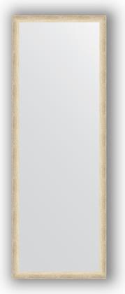 Зеркало 50x140см в багетной раме старое серебро Evoform BY 0713