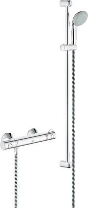 Термостат для душа с душевым гарнитуром, хром Grohe GROHTHERM 800 34566000