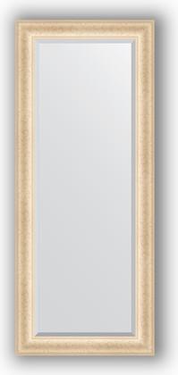 Зеркало 60x145см с фацетом 30мм в багетной раме старый гипс Evoform BY 1262