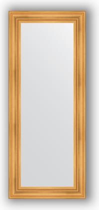 Зеркало в багетной раме 62x152см травленое золото 99мм Evoform BY 3123