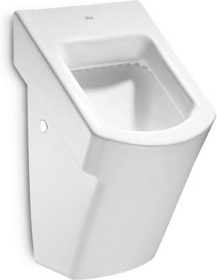Писсуар с задним подводом воды, без крышки, белый Roca HALL 353623000