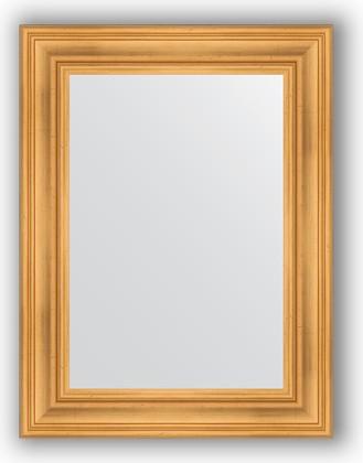Зеркало в багетной раме 62x82см травленое золото 99мм Evoform BY 3059