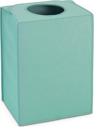 Сумка для белья прямоугольная 55л цвета зелёной мяты Brabantia 104244
