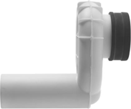 Сифон для писсуара с вытяжкой, сток горизонтальный Duravit 51120000