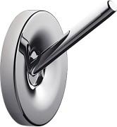Крючок одинарный, хром Hansgrohe AXOR Starck 40837000