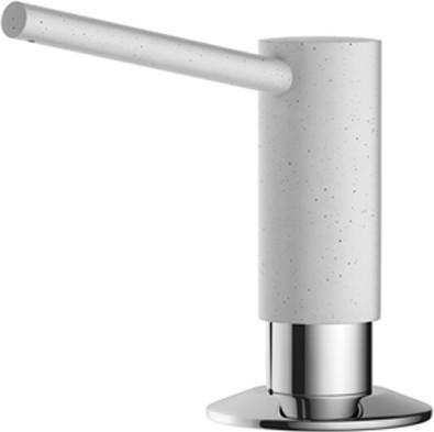 Дозатор жидкого моющего средства встраиваемый, белый Omoikiri ОM-02-WH 4995019