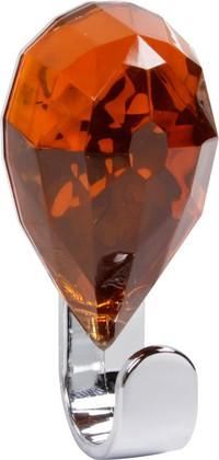 Крючок самоклеящийся янтарь Spirella JEWEL 1010674