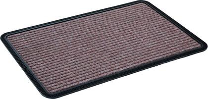 Коврик придверный Golze Border Star 40x60, коричневый 485-15-60