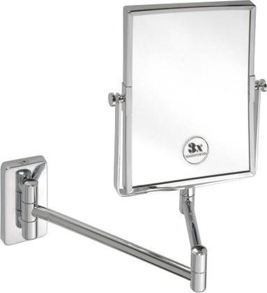 Зеркало косметическое настенное, 155х200мм, Bemeta 112201612