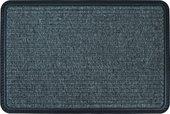 Коврик придверный 40x60см промежуточный серый, резина/полипропилен Golze BORDER STAR 485-15-40