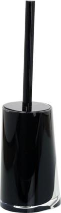 Ёрш для туалета с подставкой, чёрный Wenko PARADISE 20255100