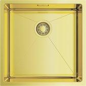 Кухонная мойка Omoikiri Taki 44-U/IF-LG, светлое золото 4973520