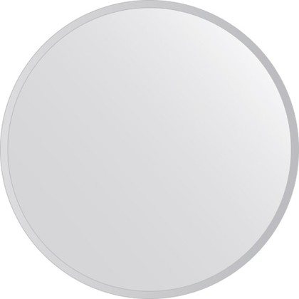 Зеркало для ванной диаметр 40см с фацетом 10мм FBS CZ 1006