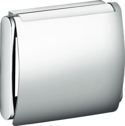 Держатель для туалетной бумаги Keuco Plan, с крышкой, хром 14960 010000