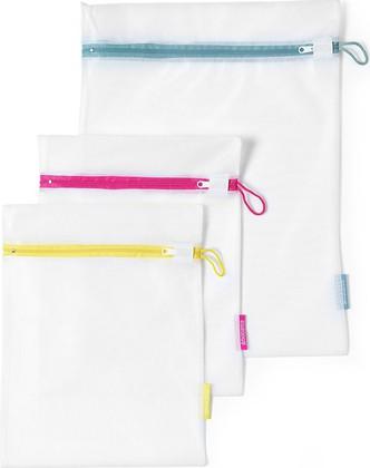 Набор из 3 мешков для стирки, белые Brabantia 105388