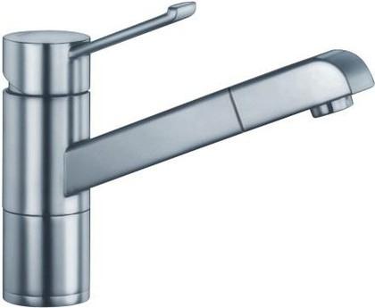 Смеситель однорычажный для кухонной мойки, нержавеющая сталь Blanco ZENOS 517804