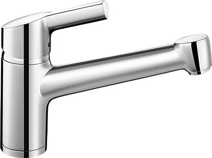 Классический смеситель кухонный однорычажный, хром Blanco ELIPSO II 514879