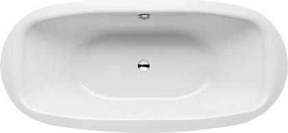 Ванна стальная овальная 190x90x45 Bette Steel Oval 6774 Plus