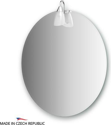 Зеркало со светильником 60x70см Ellux CLA-A1 0093