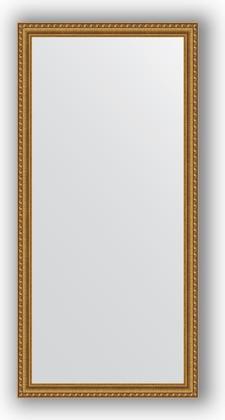 Зеркало 74x154см в багетной раме золотой акведук Evoform BY 1118