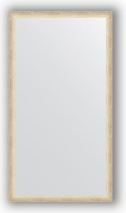 Зеркало 60x110см в багетной раме старое серебро Evoform BY 0730