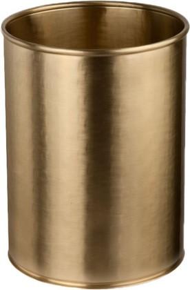 Ведро для мусора 16 литров, бронза TW Harmony TWCV026br