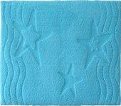 Коврик для ванной 50x55см, светло-синий Grund ZVEZDA b2696-060106184