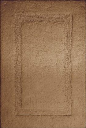 Коврик для ванной 60x100см коричневый Grund Natura 741.16.7136