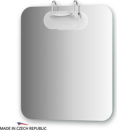 Зеркало со светильником 60х70см, Ellux MOD-I1 0038