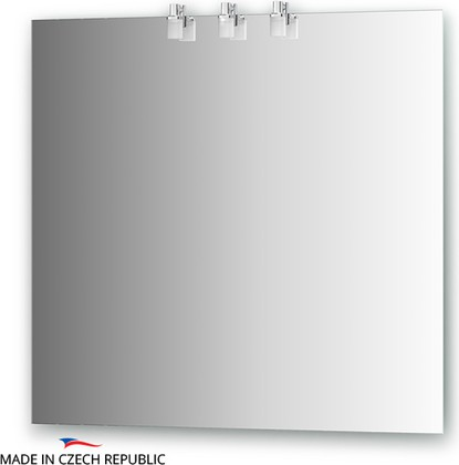 Зеркало со светильниками 80x75см Ellux SON-A3 0211