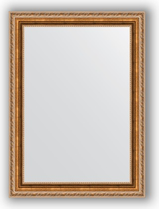 Зеркало в багетной раме 55x75см версаль бронза 64мм Evoform BY 3047