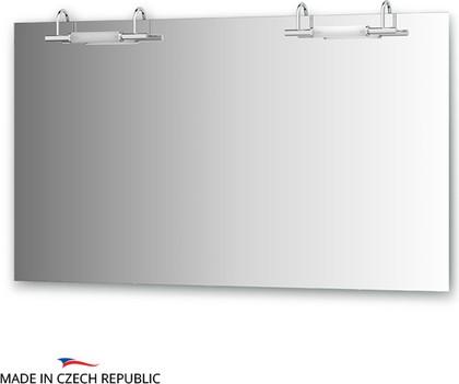 Зеркало со светильниками 130x75см, Ellux SPI-A2 0216