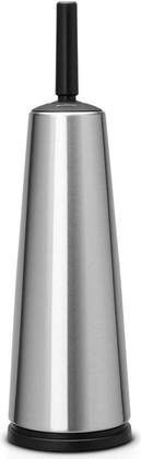 Туалетный ёршик Brabantia Matt Steel напольный, матовая сталь 385285