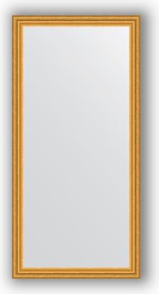 Зеркало 76x156см в багетной раме 67мм старое золото Evoform BY 1121