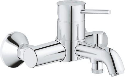 Смеситель для ванны Grohe BauClassic, хром 32865000