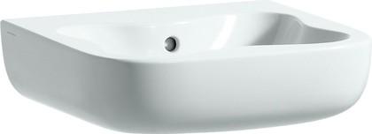 Мини-раковина 450x410мм, белая Laufen FLORAKIDS 8.1503.1.000.104.1