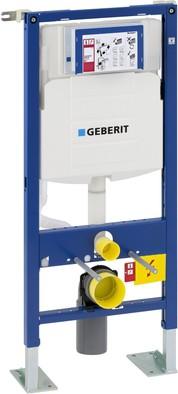 Инсталляция для подвесного унитаза Geberit Duofix UP320 усиленная, 112см, для клавиш Sigma 111.333.00.5