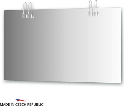 Зеркало со светильниками 130x75см Ellux ART-A4 0216