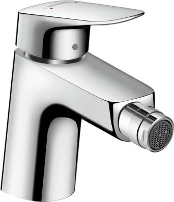 Смеситель для биде однорычажный с донным клапаном, хром Hansgrohe Logis 71204000