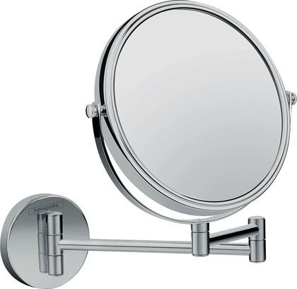 Зеркало косметическое Hansgrohe Logis Universal, хром 73561000