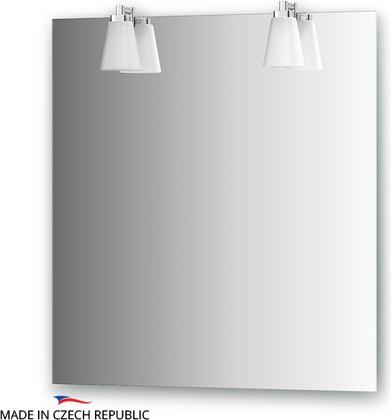 Зеркало со светильниками 70x75см Ellux LAG-A2 0209