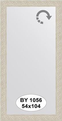 Зеркало 54x104см в багетной раме белёный дуб Evoform BY 1056