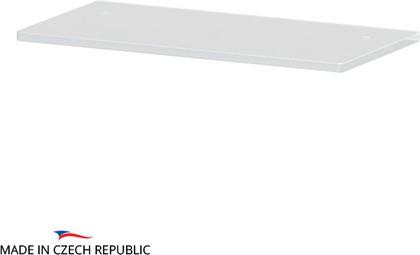 Полка с отверстиями 30см, матовое стекло Ellux ELU 027