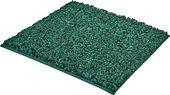 Коврик для ванной Kleine Wolke Delight Smaragd, 60x60см, полиэстер, хлопок, зелёный 9100683135