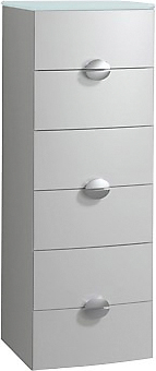 Шкаф подвесной с выдвижными ящиками, тинео Keuco EDITION PALAIS 40312 014500
