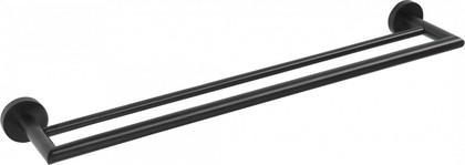 Полотенцедержатель двойной 110х55х110 Bemeta DARK 104204050